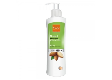Vlcc Almond Nourishing Body Lotion – 350 ml at Just Rs. 101 discount deal