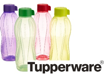 Tupperware Aquasafe Water Bottle 1 Litre Set of 4 at Rs.500 [More Offers Inside] low price