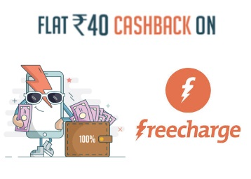 Account Specific – Rs. 40 Cashback on Recharge of Rs. 40 + Refer n Earn discount deal