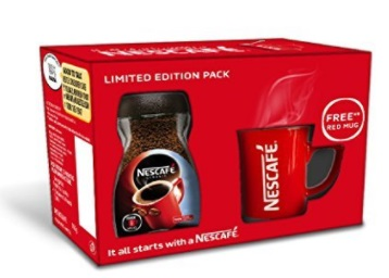 FREE Red Mug:- Nescafe Classic Coffee, 100g at Best Price to Buy low price