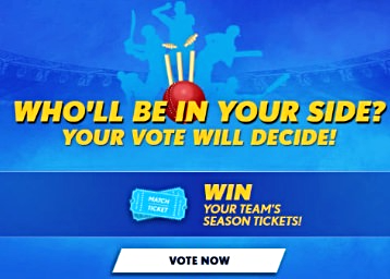 First Time In VIVO IPL History – Chance To Win IPL Tickets For FREE discount deal