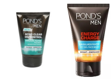 Stock Added:- Ponds Men Energy Charge Face Wash 100g at Rs. 74 low price