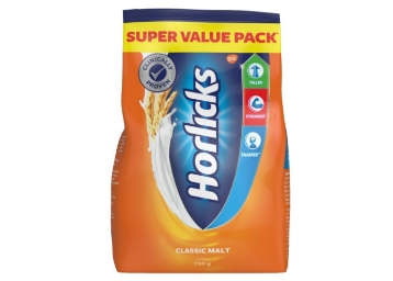 Horlicks Health and Nutrition drink – 750 g Refill Pack at Rs. 247 low price