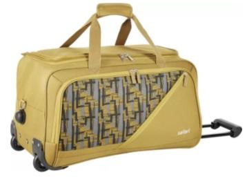 Flat 60% OFF:- Safari TROJAN RDFL 55 Strolley Bag + Rs. 150 Cashback low price