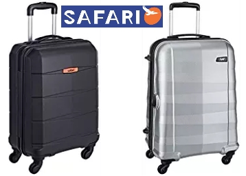 Minimum 60% Off on Skybags & Safari Luggage + Extra 10% Cashback low price
