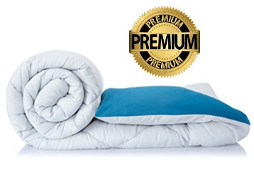 Get Solimo Reversible Comforter, Double (200 GSM) at just Rs.1399 + FREE Shipping discount deal