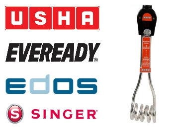 STEAL – Bajaj , Usha , Eveready Immersion Rods Flat Rs. 299 discount deal