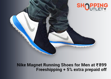 me quejo Magistrado suficiente  Nike Magnet Running Shoes For Men Flat 70% Off + Extra 5% Off at  FreeKaaMaal.com