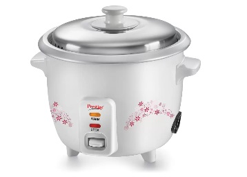 Good Discount : Prestige Delight Electric Rice Cooker 1 Ltr at Rs.999 low price