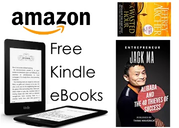 Its FREE:- Buy Kindle E-Books for FREE [Wide Range to Choose] low price
