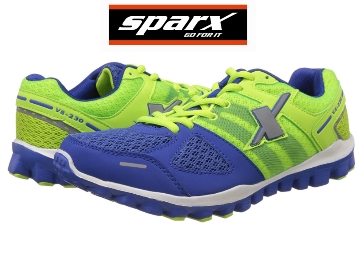 [ Size 6 Only ] Sparx Men's Running Shoes at Flat 70% Off discount deal