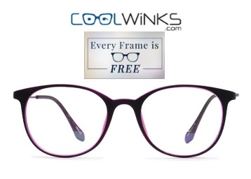 Best Offer :- Graviate Full Frame Clubmaster Eyeglasses with Lense at just Rs.286 discount deal