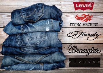Get Minimum 60% OFF On Top Best Jeans Diverse, Flying Machine & More discount deal