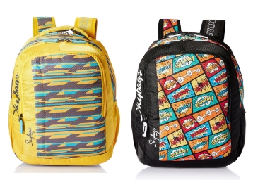 Flat 70% Off On Skybags Casual Backpacks From Just Rs. 651 low price