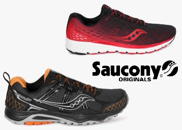 Big Discount On Global Brand – Saucony Premium Running Shoes Flat 50% Off low price