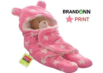 Brandonn Sleeping Bag For Babies at 75% off + 50 Cashback discount deal