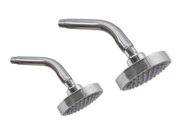 Get Klaxon Shower Head Set Of 2 at just Rs.249 + FREE Shipping low price