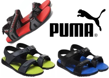 a63c63796fa1b2 Flat 71% off - Puma Royal Sports Sandals at Just Rs. 854  Stock ...