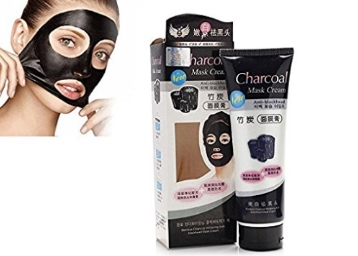 Charcoal Anti-Blackhead Suction Mask Cream – 130 Grams at Flat 73% OFF discount deal