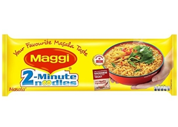 [Buy Up to 6 Qty] Maggi 2 Minutes Noodles Masala, 420 g at Rs. 45 discount deal