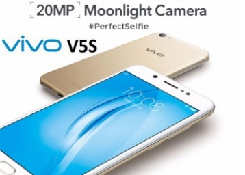 VIVO V5s Perfect Selfie (Crown Gold, 64 GB) (4 GB RAM) at Rs. 15190 low price