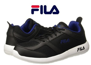 All Sizes:- Fila Men's Ray Running Shoes at Flat 60% off [Selling Fast] low price