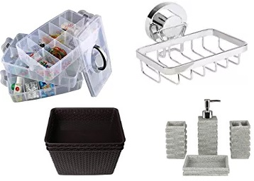 Home and Kitchen Products at Minimum 70% off from Rs.42 discount deal