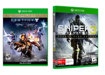 Big Discount On Xbox One Games at Up to 76% Off From Rs. 499 discount deal