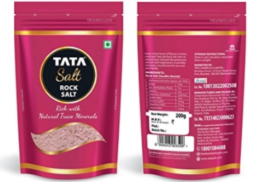 PRICE ERROR – Tata Rock Salt, 200g at Flat 67% OFF at Rs. 45 Only low price
