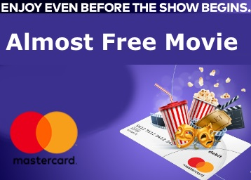 Movie For FREE:- Flat Rs. 150 off On Movie Ticket Booking [No Min Booking] discount deal