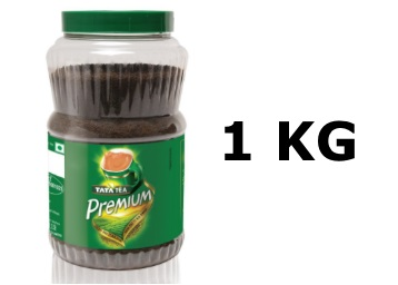 Ending Soon:- Tata Tea Pr Leaf 1 kg Jar at Rs. 225 [Buy More Save More] low price