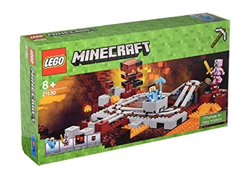48% Price Drop – Lego The Nether Railway, Multi Color at Flat 62% Off low price