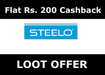Loot Deal:- Buy Kitchen Products for FREE [Flat Rs. 200 Cashback] discount deal