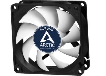 Arctic F8 80mm Fluid Dynamic Bearing Case Fan at Flat 52% OFF low price