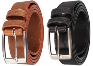 Hob London Fashion Men's Belt Combo at Flat 88% OFF discount deal