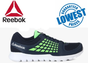 2 Sizes Left:- Reebok Electrify Shoes at Loot Price + Rs. 125 Cashback low price