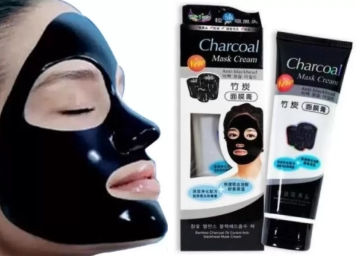 Bamboo Charcoal Face Mask (130 g) at Just Rs. 118 discount deal