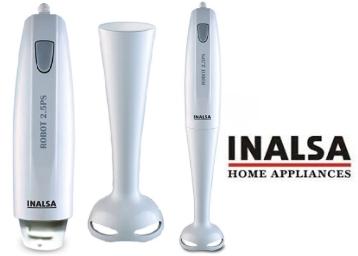 Inalsa Robot 2.5PS 150-Watt Hand Blender at Flat 54% OFF low price