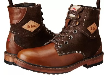 Rare Discount:- Lee Cooper LC2082 Boots at Flat 35% off + Free Shipping discount deal
