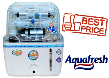 Aquafresh Swift 15 ltr Mineral RO+UV Water Purifier at Flat 74% OFF discount deal