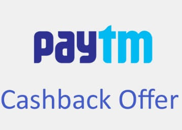 Get 100% Cashback Flat Rs.10 on Paytm Recharge discount deal