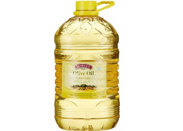 Borges Olive Oil Extra Light Flavours of Olives 5L at Rs.2448 discount deal
