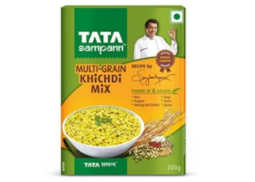 Get Tata Sampann Multigrain Khichdi/Pongal Mix, 200g low price