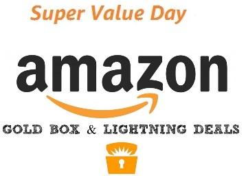 Some Lightning Deals Under Super Value Day with Rs. 50 Cashback low price