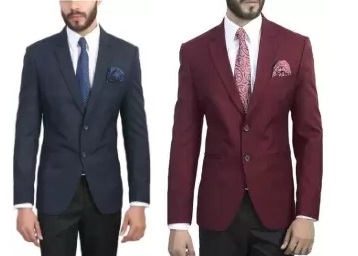 Flat 71% off on ManQ Wedding Blazers + Free Shipping discount deal