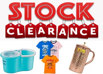 [More Offer Added] Clearance Store : Upto 85% off On Electronic, Fashion, Grocery &More discount deal