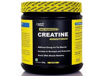 Healthvit Fitness Monohydrate Powder 300 g at Flat 57% OFF low price