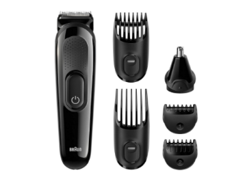 Lowest Now – Braun MGK-3020 Corded & Cordless Grooming Kit low price