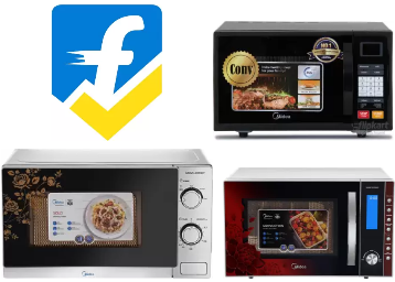 Good Discount : Midea Microwave Oven starts at Rs.2999 discount deal