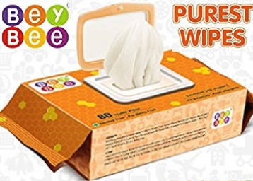 Bey Bee – Premium Water Based Baby Wipes (80 Pcs) low price